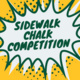 Sidewalk Chalk Competition