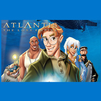 Dive in Movie! Atlantis: The Lost Empire