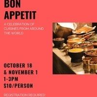 Bon Appetit  - Indian Cuisine