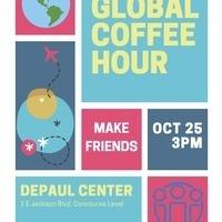 Global Coffee Hour: Make Friends at DePaul