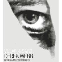 Derek Webb at Villain & Saint