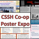 CSSH Co-op Poster Expo