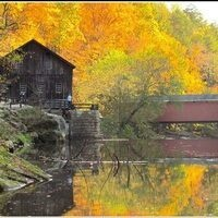 Historic Gristmill Autumn Hours