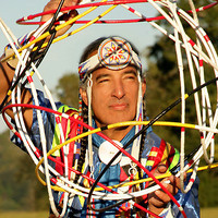 One Hoop, Many Colors - A Kevin Locke Performance