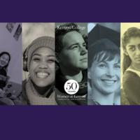 Women at Kenyon: Celebrating 50 Years of Coeducation