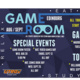 Student Union: Game Room Release Party