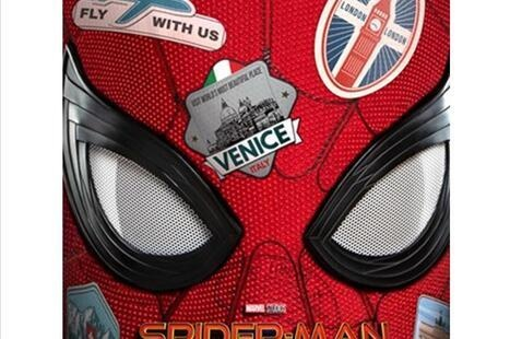 Monday Movie-Spider-Man: Far From Home