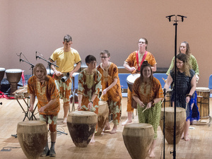 African Music and Dance Ensemble
