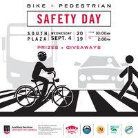 Bike and Pedestrian Safety Day