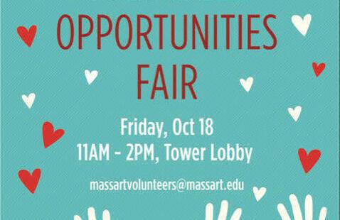 MAC Volunteer Opportunities Fair