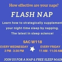 Guided Flash Nap