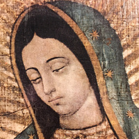 Parlor Chat: Imagery of Our Lady of Guadalupe