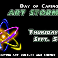 Day of Caring - Art Storm