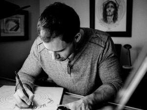 Jake Weidmann, Master Penman