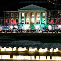 Lighting of the Quad