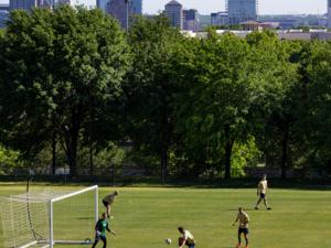 Women's Club Soccer Game VS. Baylor