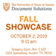 Document Solutions Fall Showcase