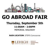 Go Abroad Fair | Study Abroad