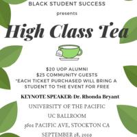 High Class Tea Party
