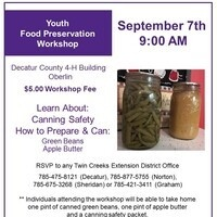 Youth Preservation Workshop