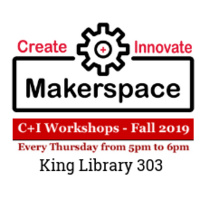 Libraries:  Copyright & Makerspace Considerations 