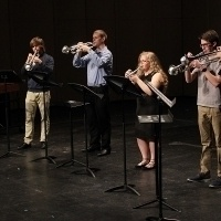 Brass and Woodwind Chamber Ensembles Concert