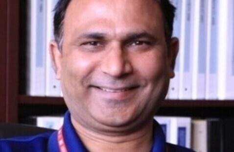 CANCELLED Physics Colloquium - Dr. Manoj Shukla