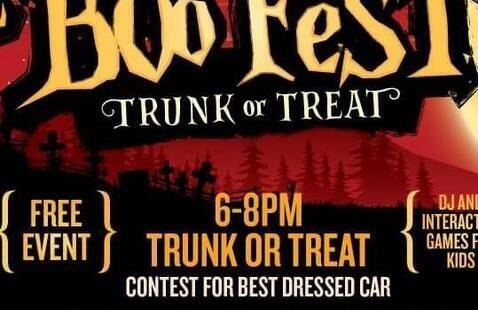 Boo Fest & Trunk or Treat