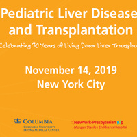Pediatric Liver Disease and Transplantation: Celebrating 30 years of Living Donor Liver Transplants