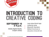 Learn Creative Coding in Minecraft: Education Edition