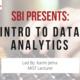 Intro to Data Analytics with Karim Jetha