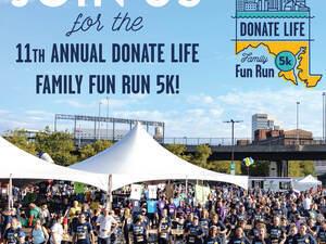 Donate Life Family Fun Run