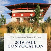 2019 Fall Convocation