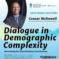 2019 Ikeda Lecture - Ceasar McDowell