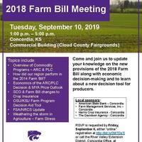 Farm Bill Meeting
