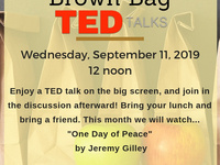 TED Talk at the La Quinta Museum