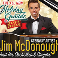 Jim McDonough's Holiday Grande 2019