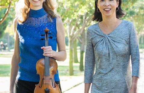 Recital: Ann Miller and Sonia Leong
