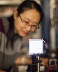 Colloquium:  Dr. Wanyi Nie, Los Alamos National Lab