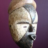African Art Opening at Chapel House
