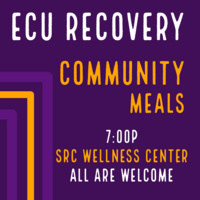 ECU Recovery 'Community Meal'