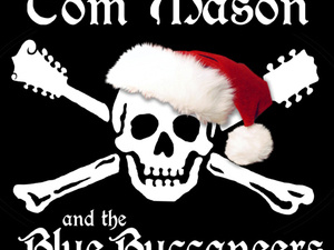 """Tom Mason and the Blue Buccaneers """"A Pirate's Christmas"""""""