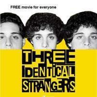 Free Film: Three Identical Strangers (PG-13)