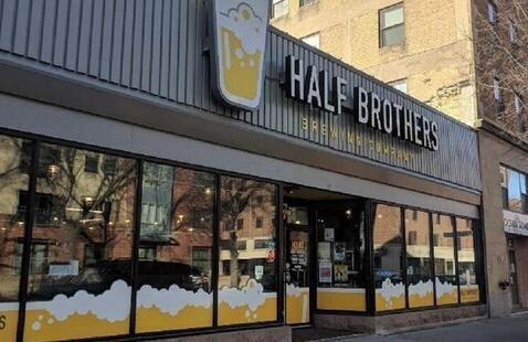 Social at Half Brothers Brewing Company