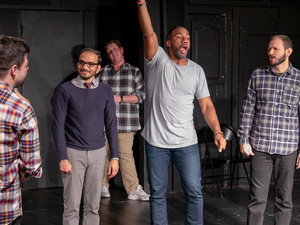 Paranormal Comedy at The BIG Theater (Baltimore Improv Group)