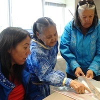 Public Talk on Alaska Native cultural resilience and Arctic climate change.
