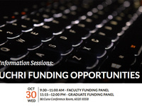 UCHRI Funding Opportunities Information Session