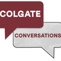 Our Common Place: Connecting With Our Shared Place in Space and Time — Colgate Conversations Brown Bag Series