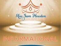 2020 Miss Sam Houston Pageant Informational
