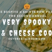 Very Spooky Mac n Cheese Cookoff!
